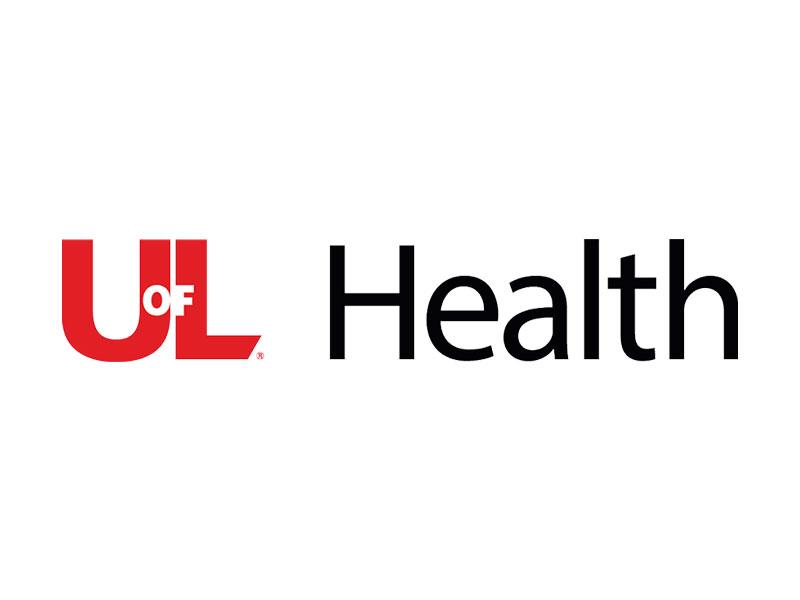 UofL Health Announcement Logo